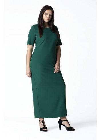 Sukienka wieczorowa maxi Plus Size