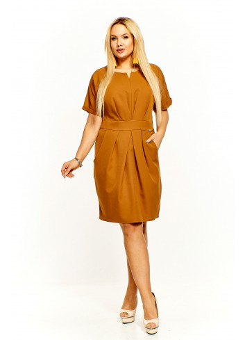 Elegancka sukienka Plus Size