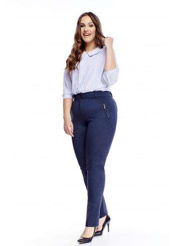 spodnie damskie z długimi nogawkami