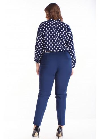 Eleganckie spodnie duże rozmiary Plus Size XXL