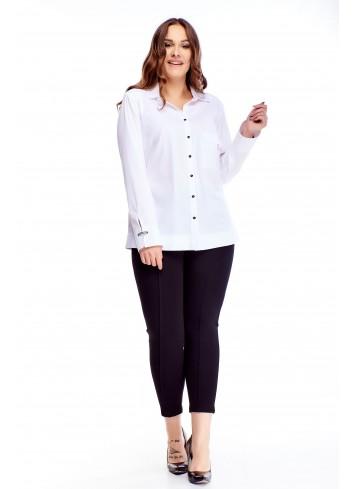 klasyczna koszula z kieszenią