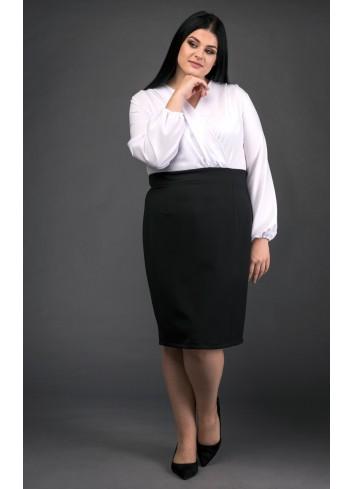 Sukienka ołówkowa Grace Kelly do pracy PLUS SIZE Laprim